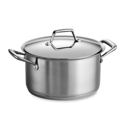 Buy 8 Quart Stock Pot From Bed Bath Amp Beyond