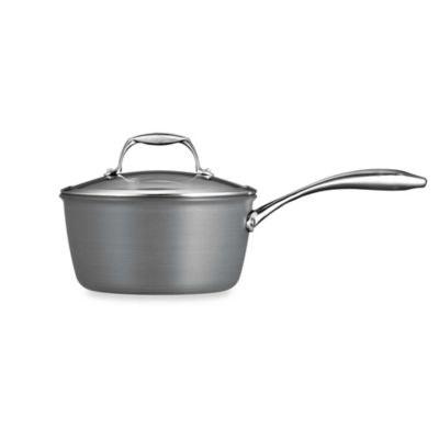 Tramontina® Gourmet Hard Anodized Covered Saucepans