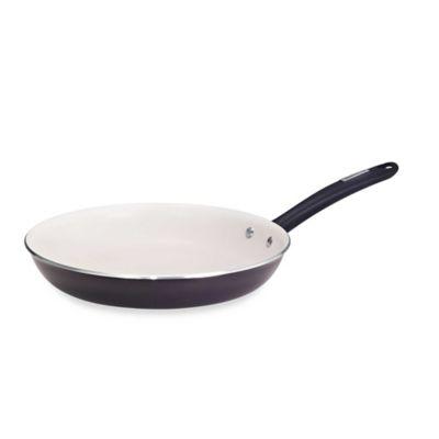 Tramontina® Gourmet Porcelain Enamel 10-Inch Fry Pan in Black Cherry