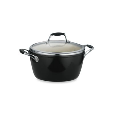 Tramontina® Gourmet Ceramica Deluxe Porcelain Enamel 5-Quart Covered Dutch Oven