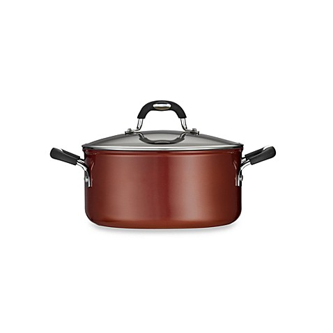 Tramontina® Style Ceramica Porcelain Enamel 5-Quart Covered Dutch Oven