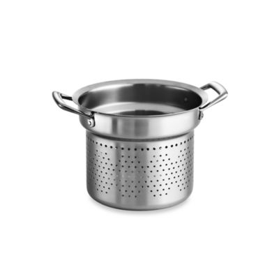 Tramontina® Gourmet Prima Stainless Steel Pasta Insert for 8-Quart Pots