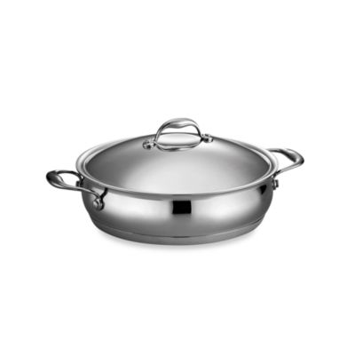 Tramontina® Gourmet Domus 5-Quart Covered Braiser
