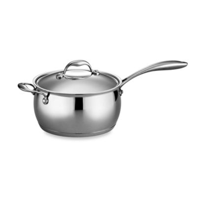 Tramontina 4-Quart Covered Saucepan
