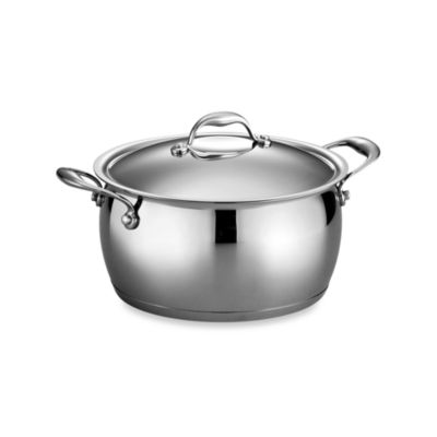 Tramontina® Gourmet Domus 6-Quart Covered Sauce Pot