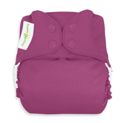bumGenius™ Freetime Cloth Diaper with Snap Closure in Dazzle