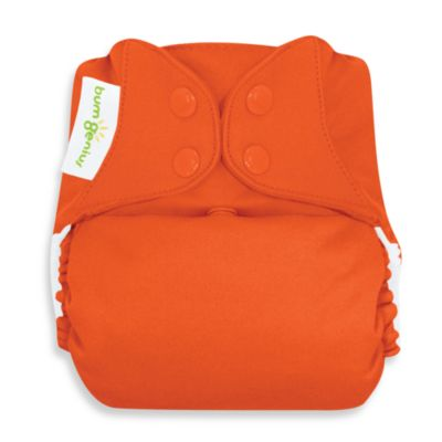 bumGenius™ Cloth Diaper with Snap Closure in Sassy