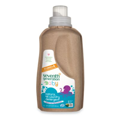 Seventh Generation™ Baby Natural 4X Laundry Detergent 32-Ounces