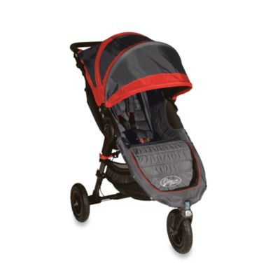 Baby Jogger™ City Mini GT™ in Shadow/Crimson