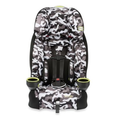 Snugli® Booster Car Seat in Black Camo