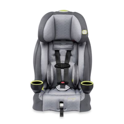 Snugli® Booster Car Seat in Pinstripe