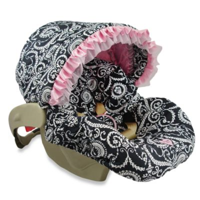 Baby Bella Maya™ Infant Car Seat Cover in Mid Summer Dream