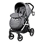 Peg Perego Book Plus Reversible Stroller in Pois Grey
