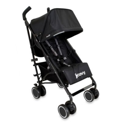 Single Strollers > Joovy® Groove Ultralight Umbrella Stroller in Triple Black