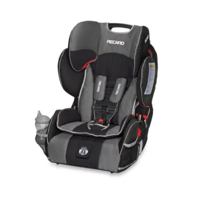 Booster Car Seats > Recaro® Performance Sport Harness to Booster Car Seat in Jett