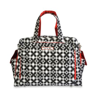 Ju-Ju-Be® Be Prepared Diaper Bag in Crimson Kaleidoscope