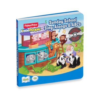 Fisher-Price® Sunday School Sing-Alongs and ABCs CD