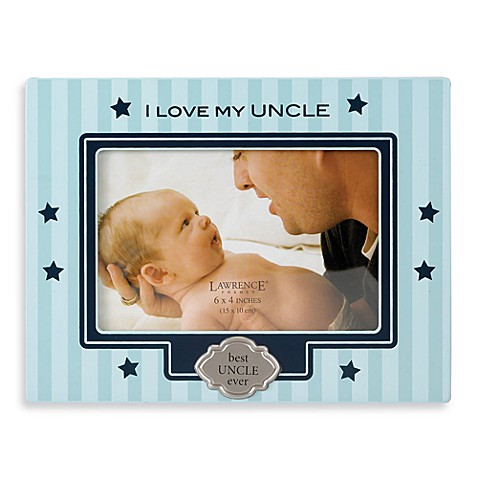 buy i love my uncle picture frame from bed bath amp beyond