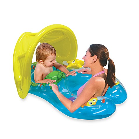 Buy Mommy Amp Me Sun Shade Baby Float From Bed Bath Amp Beyond