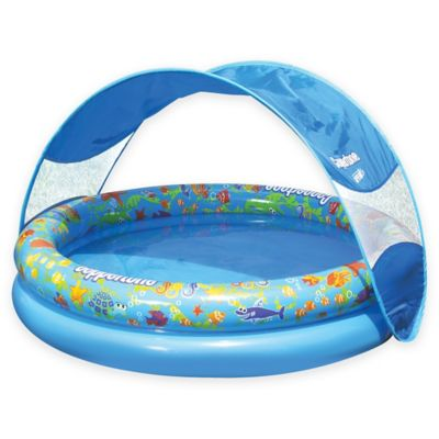 Aqua Leisure® Coppertone® 39-Inch Tot Sunshade Pool