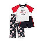 Carter's® Team Daddy 3-Piece PJs