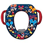 Disney Soft Potty Trainer Seat in Mickey Mouse