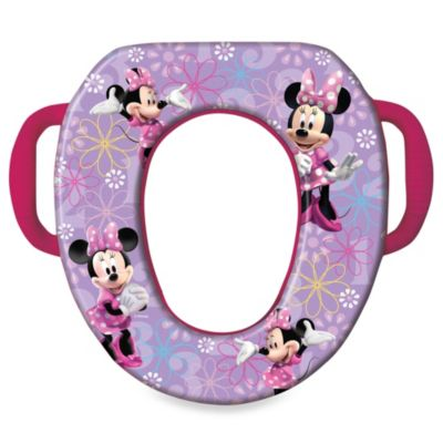 Disney Soft Potty Trainer Seat in Minnie Mouse