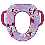 Disney® Soft Potty Trainer Seat in Minnie Mouse