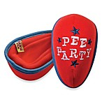 Sozo® Pee Party Weeblock Sponge in Red