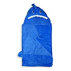 Shark Blue Hooded Towel