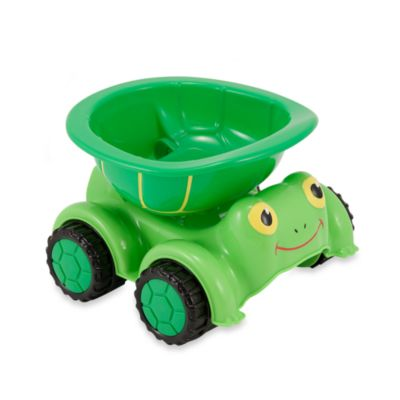 Free Shipping Store > Melissa & Doug® Tootle Turtle Toy Dump Truck