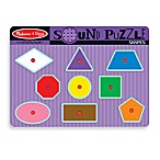 Melissa & Doug® Shapes Sound Puzzle