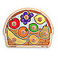 Melissa & Doug® Large Jumbo Knob Puzzle in Fruit Basket