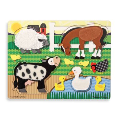 Melissa and Doug Puzzles for Toddlers