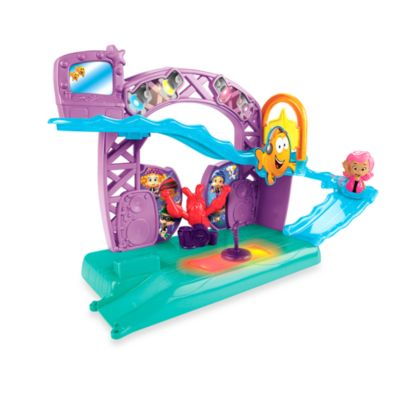 Licenced > Fisher Price® Bubble Guppies Rock & Roll Stage