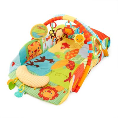 Activity > Bright Starts™ Swingin ' Safari Baby's Play Place™