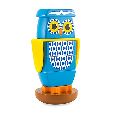 Melissa & Doug® Toy Owl Stacker