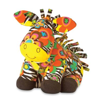 Melissa and Doug Zebra Plush