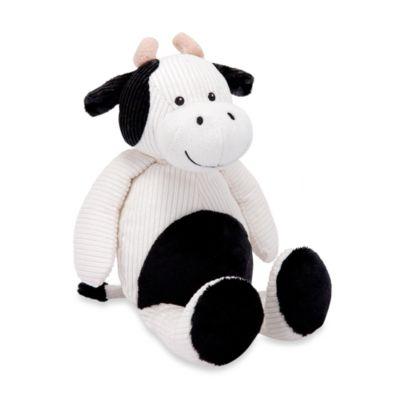Melissa & Doug® Corduroy Cutie Cow Plush