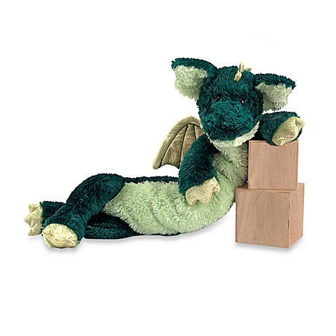 Melissa & Doug® Green Longfellow Dragon Plush Children's Toy