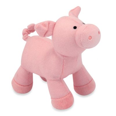 Melissa & Doug® Plush Sweater Sweetie Pig