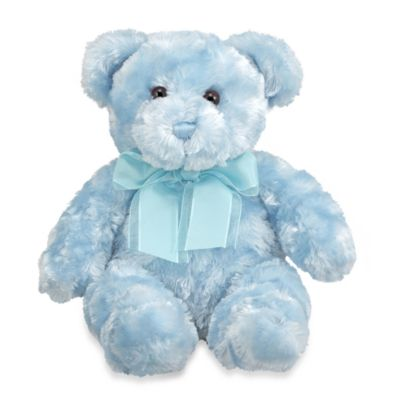 Melissa & Doug® Blue Plush Blueberry Teddy Bear