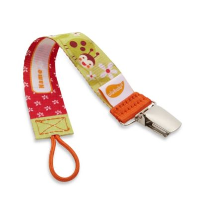 ulubulu™ Personalized Pacifier Clip - Bananabutt