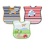 green sprouts™ by i play.® Waterproof Eva Boy's Bib