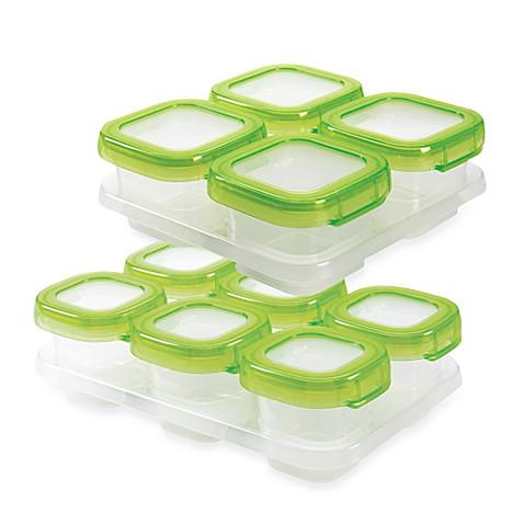Oxo Tot 174 12 Piece Baby Freezer Blocks Set Www Buybuybaby Com