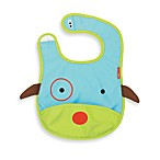 SKIP*HOP® Zoo Tuck-Away Bibs in Dog