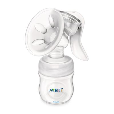AVENT Comfort Manual 25ml/4-Ounce Breastpump