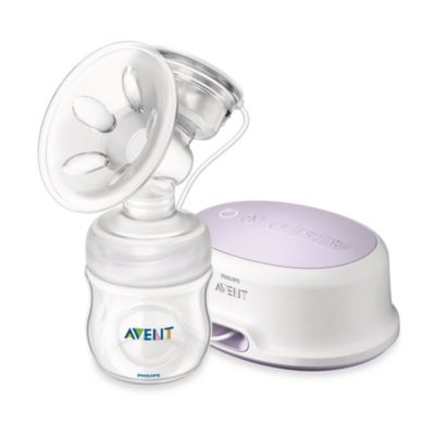 Breast Feeding > AVENT Comfort Single Electric Breast Pump