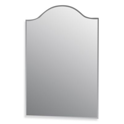 Studio Arts Glass Frameless Handsome Mirror