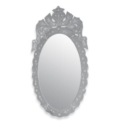 Studio Arts Venetian Queen Mirror
